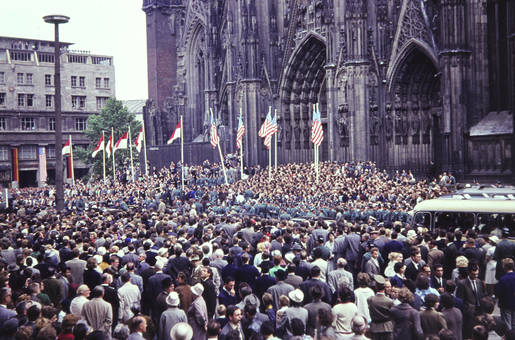Staatsbesuch in Köln