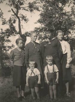 Familie Dahmen aus Geich