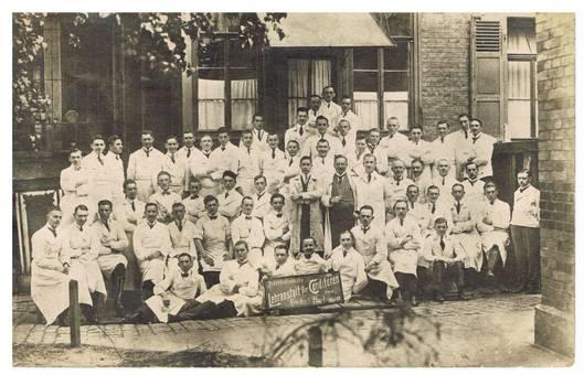 1921 | Meisterprüfung Konditor