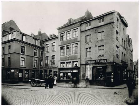 Aachen Pontviertel