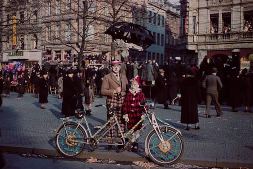 Clowns in Köln