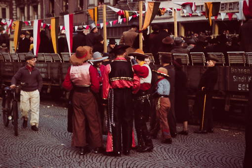 Cowboys in Köln