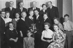 Hochzeit August 25.08.1954