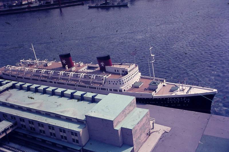 Hanseatic, Miniatur, Miniaturpark, minidomm, modell, park, schiff