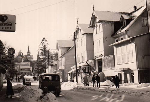 Harz im Schnee