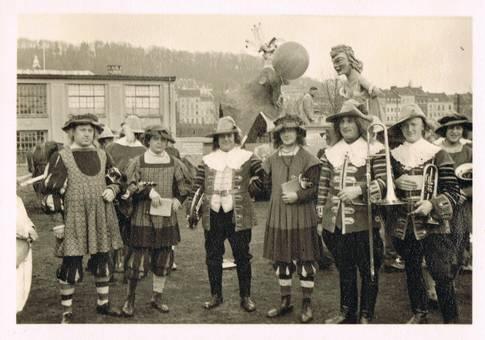 Aachen Karneval nach dem Krieg