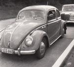 Unterwegs im Käfer