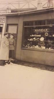 Geschäfte in Elberfeld