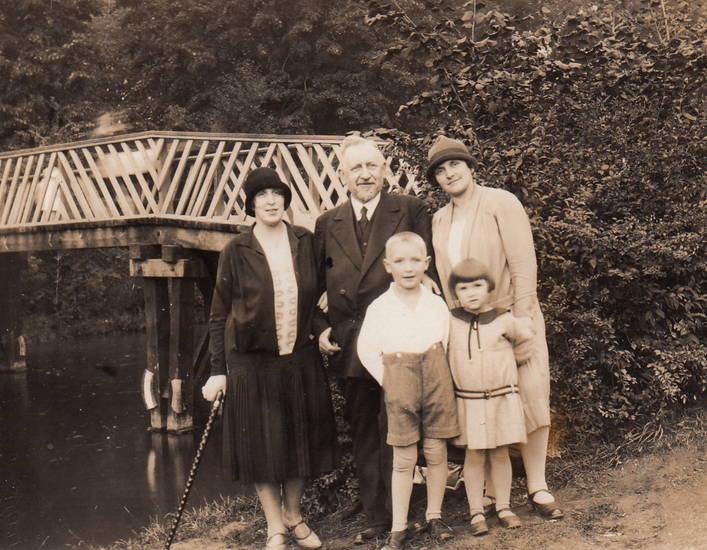 familie, gehstock, Kahnweiher, Kindheit, köln, mode, see, Stadtwald, Weiher