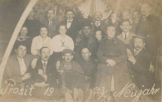 Neujahr 1924