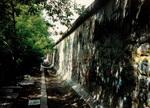 Ein Teil der Mauer