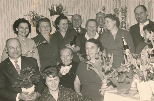 Oma Oelschläger hat Geburtstag