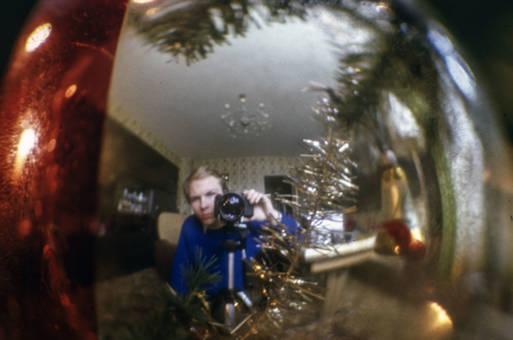 Weihnachts-Selfie