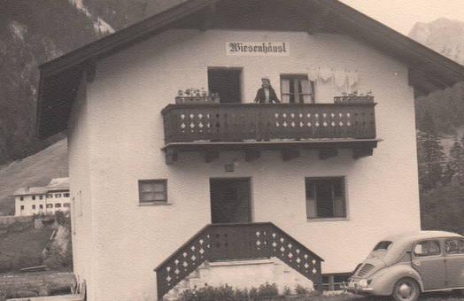 Wiesenhäusl in Scharnitz
