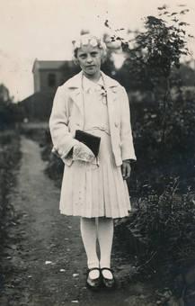 Kommunion von Margarete