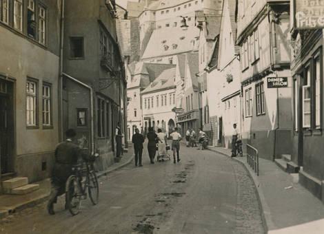 Straßenansicht in Diez