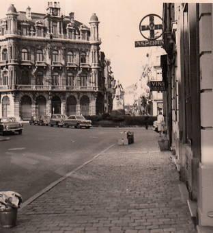 In Brüssel