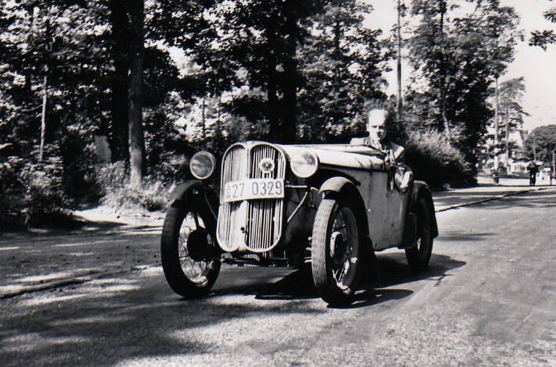 auto, Automobil, Besatzungskennzeichen, dixi, fahrzeug, Ihle, Ihle-Typ-600, KFZ, PKW, sportwagen