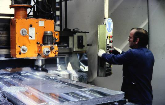 Zinkplatten Herstellung