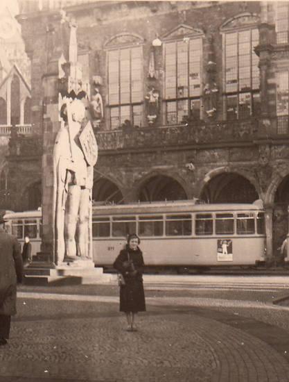 bahnhof, Bremen, Hansestadt, Rathaus, Roalnd, Straßenbahn, UNESCO-Weltkulturerbe, Weserrenaissance