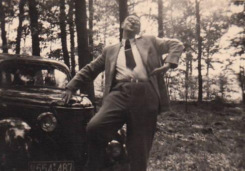 Ich und mein Auto