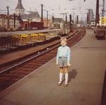 Bahnhof in Köln