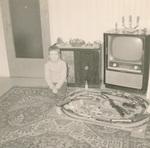 Spielen im Wohnzimmer