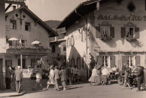 In Oberammergau