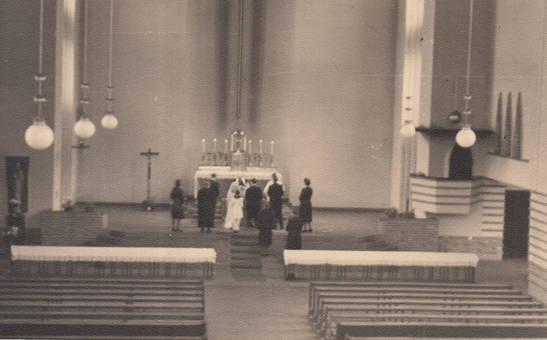 Hochzeit in Köln-Riehl