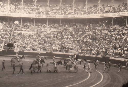 Stierkampf 1962