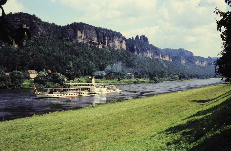 Elbe, Elbsandsteingebirges, fluss, schrammsteine