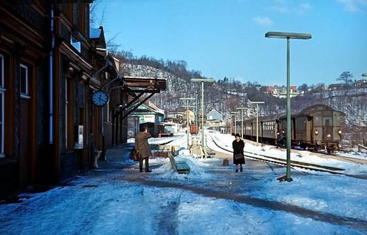 Bahnhof Radevormwald-Dahlerau