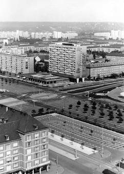 Über Dresden