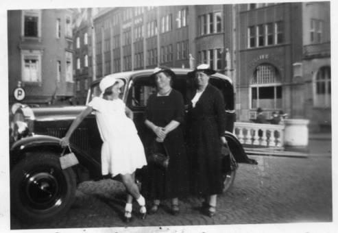 Die Drei mit dem Opel