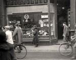 Schaufenster in Koblenz 1934