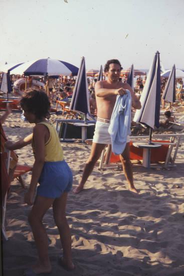 Badestrans, ferien, liege, Liegestuhl, reise, Sommer, Sonne, Sonnenschirm, strand, urlaub