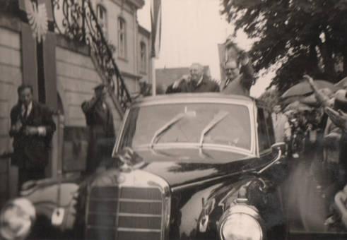 Bundeskanzler in Lippstadt