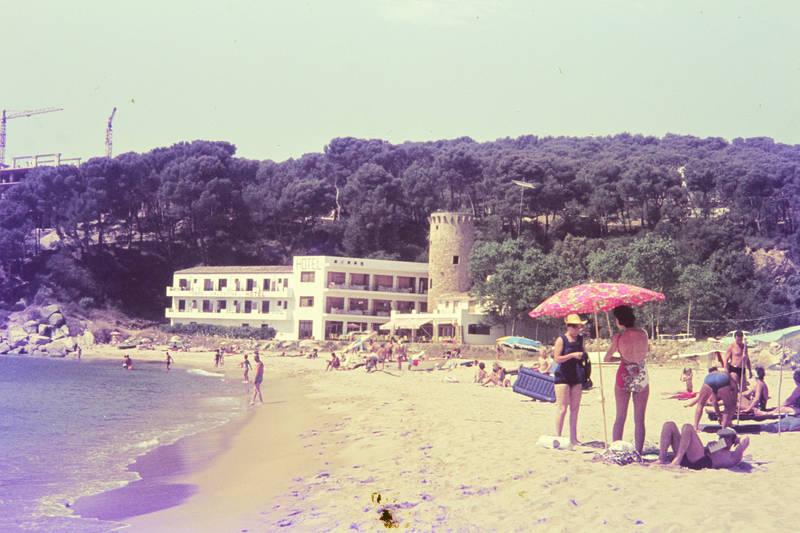 baden, Calonge, ferien, Hotel, meer, Mittelmeer, reise, Schwimmen, Sommer, Sonne, sonnen, Spanien, strand, Torre valentina, urlaub