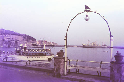 Hafen von Sant Feliu de Guíxol