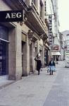 In den Straßen von Santiago