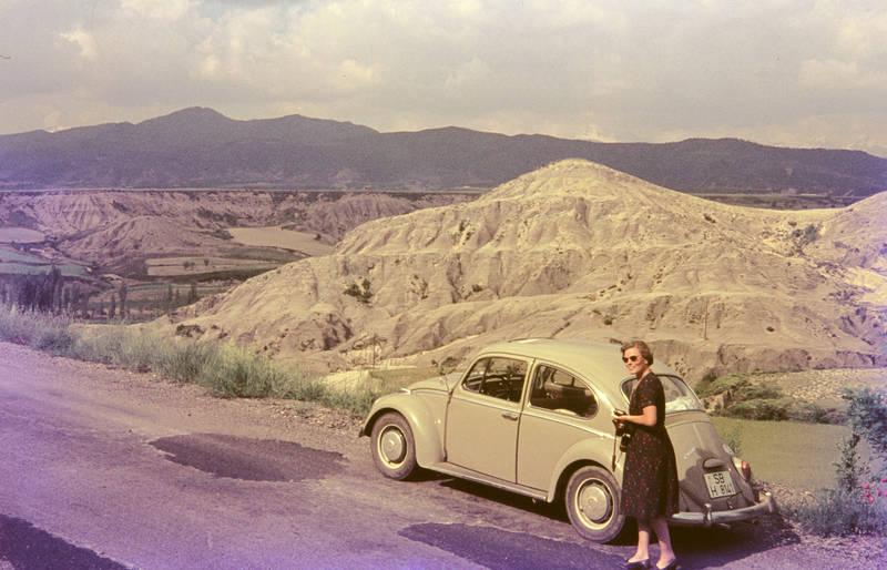 auto, ferien, käfer, KFZ, mode, PKW, reise, Spanien, urlaub, VW Käfer