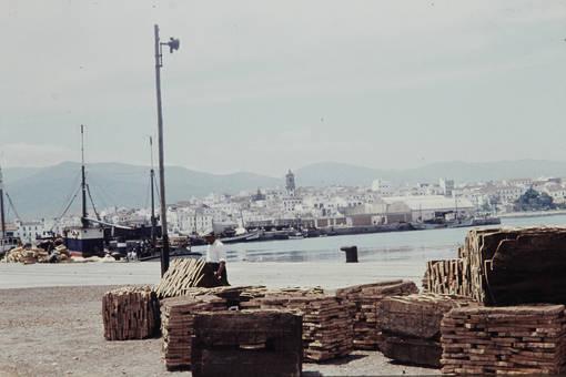 Hafen in Spanien