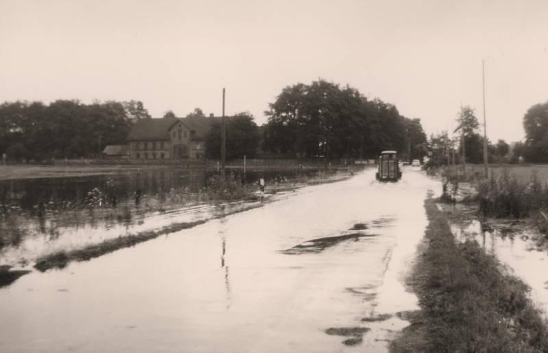 Cappel, Hochwasser, Liesborn-Suderlage, Lippstadt