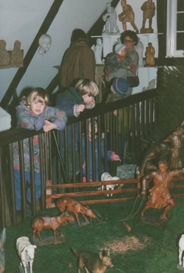 Geländer, Kindheit, Krippe, Wiedenbrück