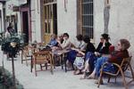 Straßencafé in Jaén