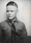 Junge in der Hitlerjugend