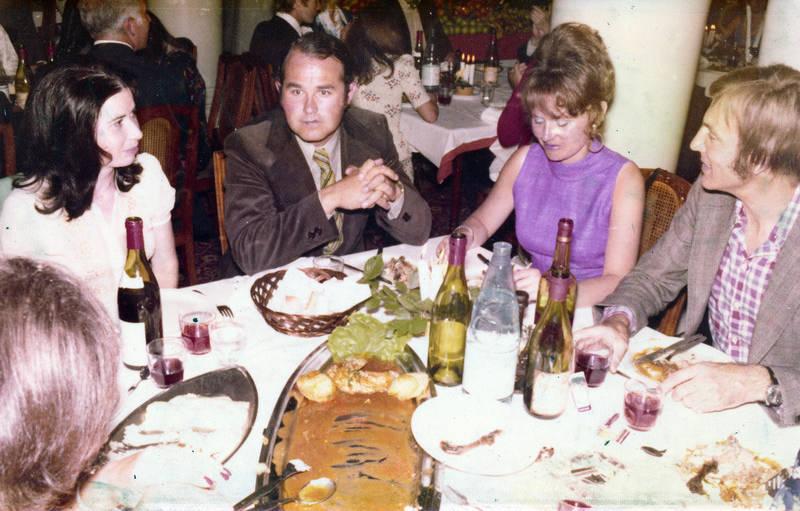 abendessen, Club Mediterranee, dinner, Grand-Hotel, Hotel, Vittel