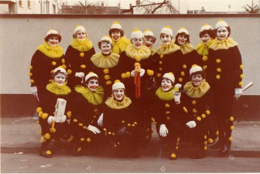 Clowns on Tour