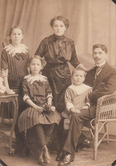 Familie in Köln