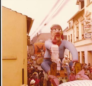 Karnevalsumzug